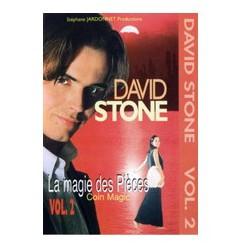 David Stone - La magie des pièces Volume 2