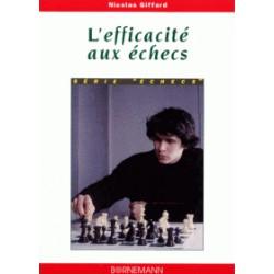 L'efficacité aux échecs