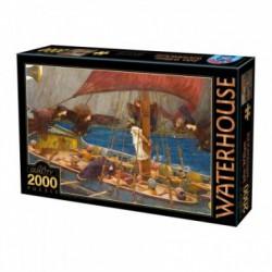John William Waterhouse : Ulysse et les Sirènes