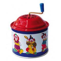 Moulin à musique clowns
