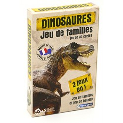 7 Famille Dinosaures