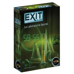 EXIT : Le Laboratoire Secret (niveau confirmé)