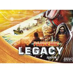 Pandemic Legacy saison 2 - Jaune