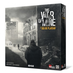 This War of Mine, le Jeu de Plateau
