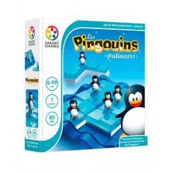 Les Pingouins Patineurs (à louer)