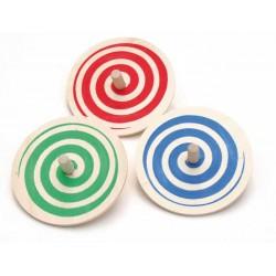 Toupie Spirale